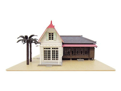 Image 1 for Tonari no Totoro - Model Train - Satsuki & Mei's House - 1/150 (Sankei)
