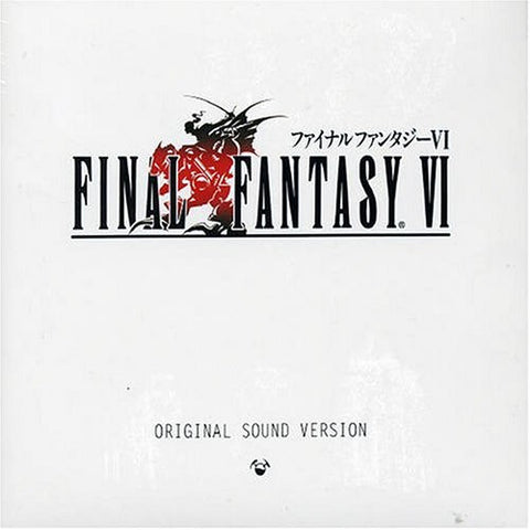 Image for FINAL FANTASY VI ORIGINAL SOUND VERSION