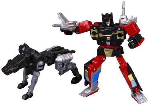 Image for Transformers Masterpiece MP-15 Rumble & Jaguar