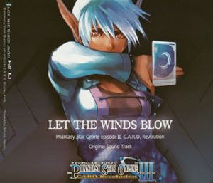 Image for Let The Winds Blow: Phantasy Star Online episode III C.A.R.D. Revolution Original Sound Track