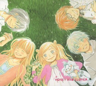 Image 1 for TV SERIES HONEY AND CLOVER ORIGINAL SOUNDTRACK