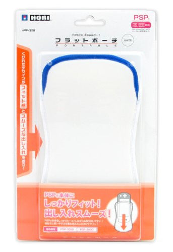 Image 1 for Flat Pouch Portable (White)