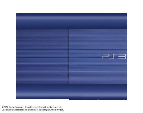 Image 2 for PlayStation3 New Slim Console (250GB Azurite Blue Model) - 110V