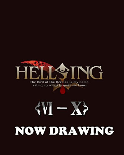 Image 1 for Hellsing Ova VI-X Blu-ray Box [Limited Pressing]