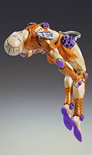 Image 4 for Jojo no Kimyou na Bouken - Vento Aureo - Gold Experience - Super Action Statue #38 (Medicos Entertainment)