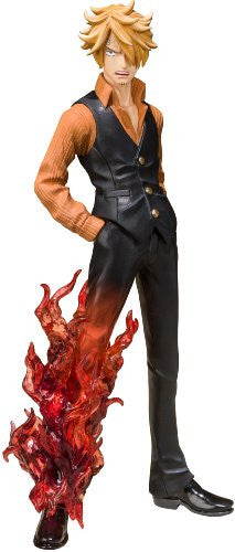 Image 1 for One Piece - Sanji - Figuarts ZERO - Battle ver. (Bandai)