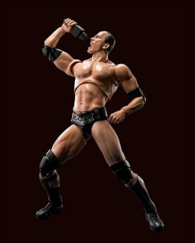 Image 7 for WWE - The Rock - S.H.Figuarts (Bandai)