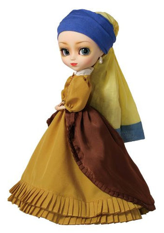 Image for Pullip (Line) - Pullip - Girl with a Pearl Earring - 1/6 - Pullip The Masterpiece Series (Groove)