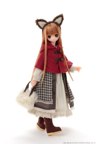 Image for Himeno - Ex☆Cute 9th Series - PureNeemo - 1/6 - Komorebimori no Doubutsutachi ♪, Wolf (Azone)