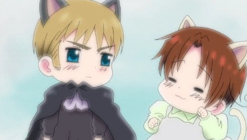 Image 5 for Hetalia World Series Vol.4 [DVD+CD Limited Edition]