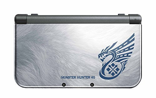 Image 2 for NEW NINTENDO 3DS LL [MONSTER HUNTER 4G SPECIAL PACK]