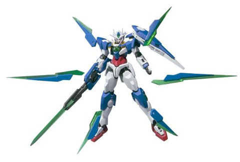 Image for Gekijouban Kidou Senshi Gundam 00: A Wakening of the Trailblazer - GNT-0000 00 Qan[T] - Robot Damashii - Robot Damashii <Side MS> (Bandai)