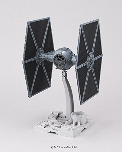 Image 1 for Star Wars - TIE Fighter - Spacecrafts & Vehicles - Star Wars Plastic Model - 1/72 (Bandai)