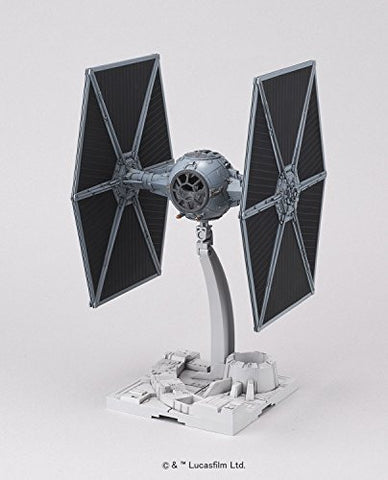 Image for Star Wars - TIE Fighter - Spacecrafts & Vehicles - Star Wars Plastic Model - 1/72 (Bandai)