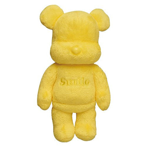 Image 1 for Otayori Be@rbrick - Smile - Yellow (Medicom Toy)