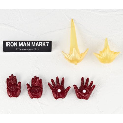 Image 10 for The Avengers - Iron Man Mark VII - Revoltech - Revoltech SFX #42 (Kaiyodo)