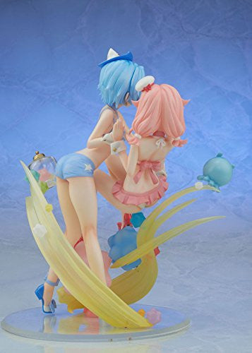 Image 4 for Houkago no Pleiades - Aoi - Subaru - Swimsuit ver. (Flare)