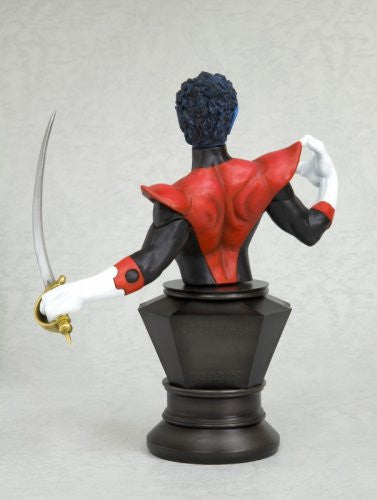 Image 3 for X-Men - Nightcrawler - Fine Art Bust - Classic Chapter Ver. (Kotobukiya)
