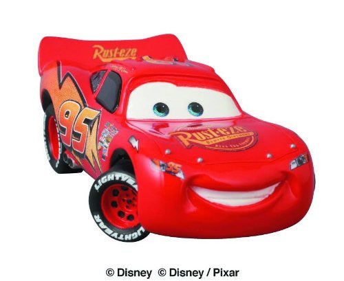 Image 1 for Cars - Lightning McQueen - Ultra Detail Figure - No. 147 (Medicom Toy)