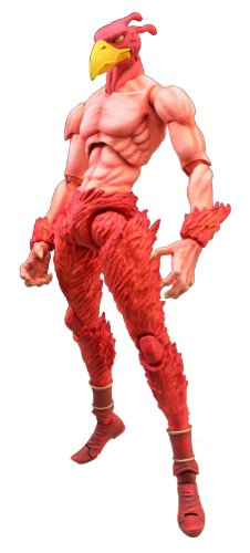 Image 1 for Jojo no Kimyou na Bouken - Stardust Crusaders - Magician's Red - Super Action Statue #7 (Medicos Entertainment)