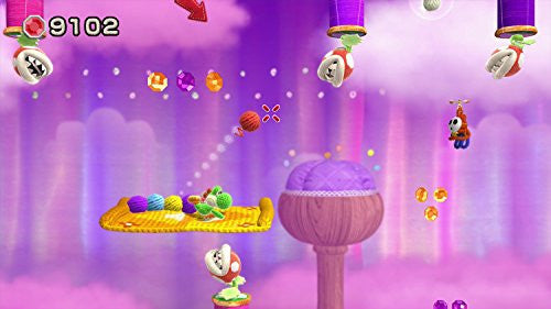 Image 12 for Yoshi's Woolly World [amiibo Set]