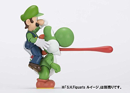 Image 9 for Super Mario Brothers - Yoshi - S.H.Figuarts (Bandai)