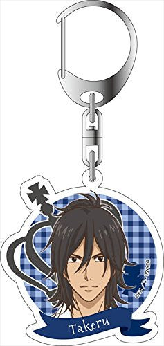 Image 1 for Ookami Shoujo to Kuro Ouji - Hibiya Takeru - Keyholder (Contents Seed)