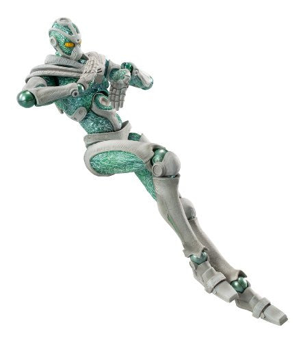 Image 1 for Jojo no Kimyou na Bouken - Stardust Crusaders - Hierophant Green - Super Action Statue #5 (Medicos Entertainment)