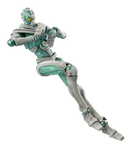 Jojo no Kimyou na Bouken - Stardust Crusaders - Hierophant Green - Super Action Statue #5 (Medicos Entertainment)