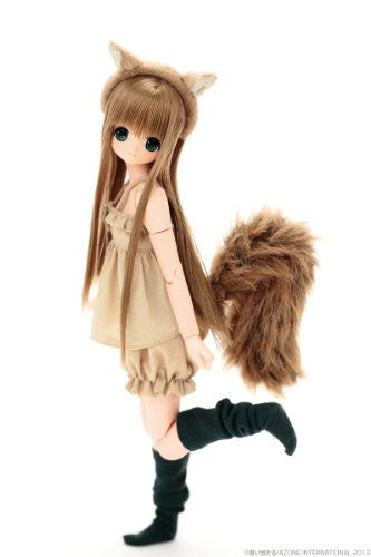 Image 3 for Chiika - Ex☆Cute 9th Series - PureNeemo - 1/6 - Komorebimori no Doubutsutachi ♪, Squirrel (Azone)