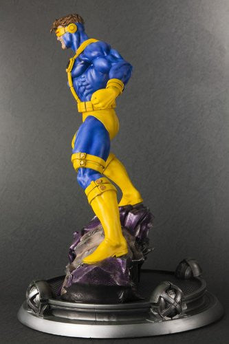 Image 7 for X-Men - Cyclops - Fine Art Statue - 1/6 - Danger Room Sessions (Kotobukiya)