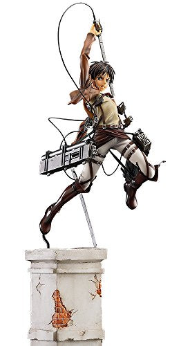 Image 1 for Shingeki no Kyojin - Eren Yeager - 1/8 (Good Smile Company)