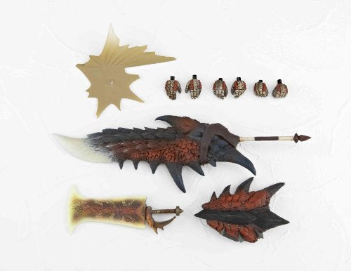 Image 8 for Monster Hunter - Hunter - Revoltech #123 (Kaiyodo, Union Creative International Ltd)