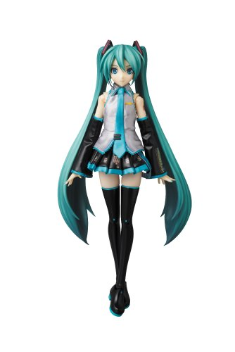 Image 3 for Vocaloid - Hatsune Miku - Real Action Heroes #632 - 1/6 - -Project DIVA- F ver. (Good Smile Company, Medicom Toy, SEGA)