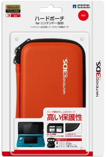 Image 1 for Hard Pouch 3DS (Red)