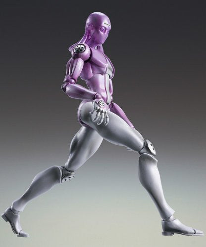 Image 4 for Jojo no Kimyou na Bouken - Vento Aureo - Moody Blues - Super Action Statue #57 (Medicos Entertainment)