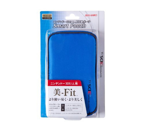Image for Smart Pouch for 3DS LL (Blue)