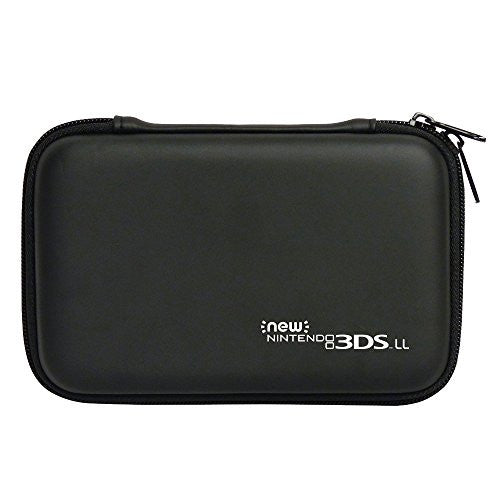 Image 2 for Slim Hard Pouch for New 3DS LL (Black)