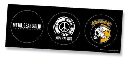 Image 2 for Metal Solid : Peace Walker (Accessory Set)
