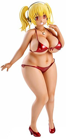Image for Original Character - Super Pochaco - 1/3 - Suntanned Ver. (A-Toys)