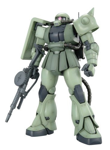 Image 1 for Kidou Senshi Gundam - MS-06F Zaku II - MG #105 - 1/100 - Ver. 2.0, Minelayer (Bandai)