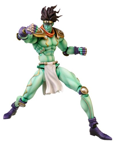Image 1 for Jojo no Kimyou na Bouken - Stardust Crusaders - Star Platinum - Super Action Statue #1 (Medicos Entertainment)