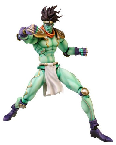 Image for Jojo no Kimyou na Bouken - Stardust Crusaders - Star Platinum - Super Action Statue #1 (Medicos Entertainment)