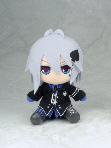 Image 2 for Amnesia - Ikki - Amnesia Plush Series (Gift)