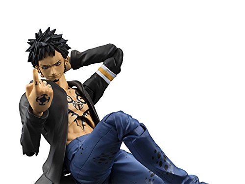 Image 2 for One Piece - Trafalgar Law - Variable Action HEROS (MegaHouse)