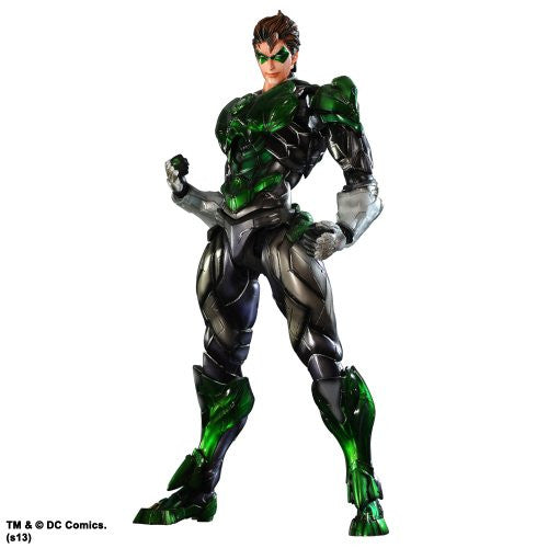 Image 1 for DC Universe - Green Lantern - Play Arts Kai - Variant Play Arts Kai (Square Enix)