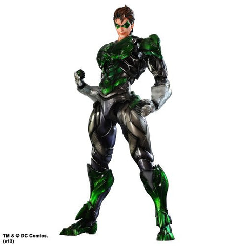 Image for DC Universe - Green Lantern - Play Arts Kai - Variant Play Arts Kai (Square Enix)