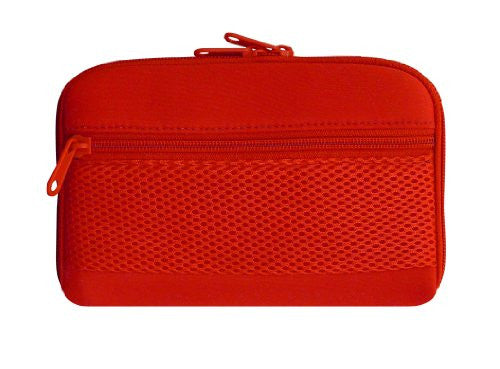 Image 1 for 3D Mesh Cover for 3DS LL (Passion Red)