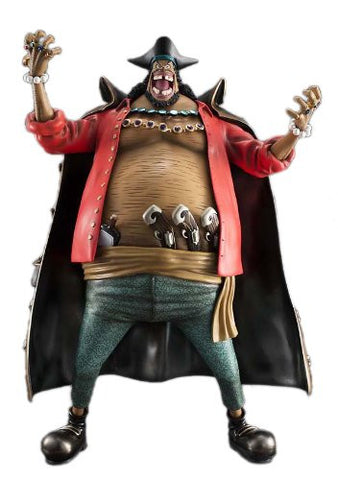 Image for One Piece - Marshall D. Teach - Excellent Model - Portrait Of Pirates EX - 1/8 - Ver.1.5 (MegaHouse)