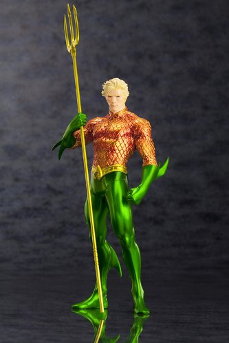 Image 5 for Justice League - Aquaman - DC Comics New 52 ARTFX+ - 1/10 (Kotobukiya)